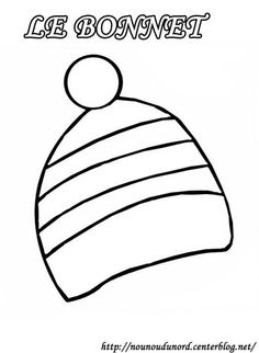 Coloring page hat drawn by nounoudunord. Print large format coloring e … – Winter Craft Preschool Art Projects, Preschool Crafts, Winter Activities, Christmas Activities, Art For Kids, Crafts For Kids, Hedgehog Craft, Winter Art Projects, Christmas Tree Cards