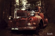 Dodge Truck Vintage Photography Print by ScarolaPhotography, $24.00