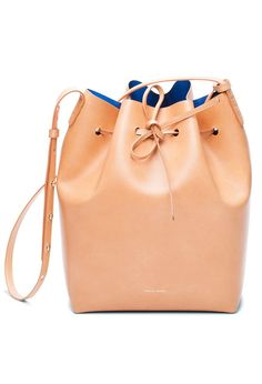 Camello Royal Bucket Bag. Mansur Gavriel ... 3b756e0737fe2
