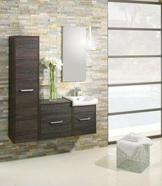 essence 40 basin in semi inset/inset | bauhaus | bathrooms | pinterest - Muebles Bano Bauhaus
