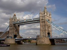 Tower bridge!! I did not take this photo but this is my favourite bridge!