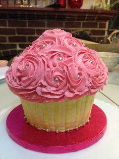 Large Cupcake | Flickr - Photo Sharing!