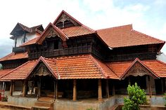 Traditional Kerala House Architecture