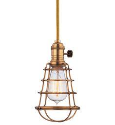 Hudson Valley Lighting - Heirloom 1 Light Pendant  -  Interior Design - Home Decor - #design #decor #interiordesign