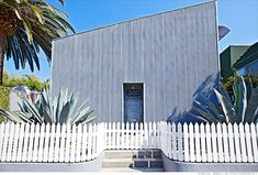 """For sale: Dennis Hopper's compound  The """"Easy Rider"""" left us earlier this year. Now his stunning Venice, Calif., compound is on the market - for $6.25 million."""