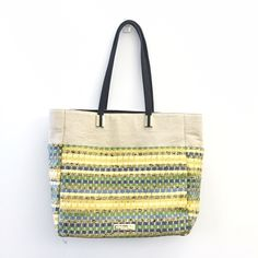 Olivia + Joy Weave Tote NWOT Olivia + Joy Weave Tote!  • in perfect condition, no signs of wear!  • this tote vegan friendly and made from faux leather • XL size that holds a ton of stuff • pls make all offers via the offer button! • no trades, PP or Mercari  Olivia + Joy Bags Totes