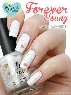 14,80€. Delush Polish-The Downton A-List- FOREVER YOUNG - CesarsShop / Kynsilakkataivas
