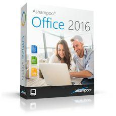 Met Ashampoo Office 2016 kunt u ieder kantoor taak overnemen.