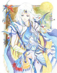 Cecil, Final Fantasy Dissidia