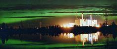 Edmonton - Clover Bar Power Plant