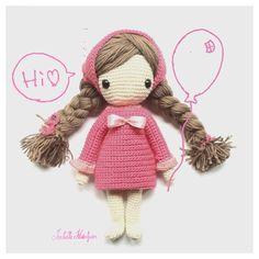 .@Isabelle Kessedjian | Good morning from France #crochet | Webstagram - the best Instagram viewer