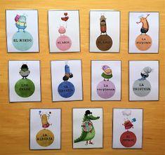 Blog sobre manual de emociones. El Emocionómetro del Inspector Drilo. Blog Page, Montessori, Kindergarten, Holiday Decor, Frame, Uni, Mindfulness, School, Feelings And Emotions