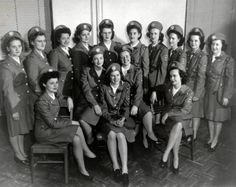 vintage men and women in Uniform | not just the men that fought but also the women in uniform Joining The Military, The Book Thief, Military Women, Happy Memorial Day, Girls Uniforms, Red Cross, American Women, Well Dressed, Vintage Men