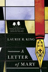 A Letter of Mary by Laurie R. King, 1997