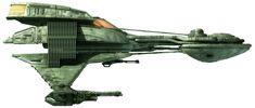 22nd Century Klingon Bird of Prey