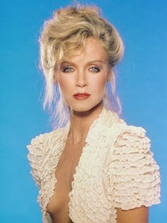 Donna Mills - 1979 - in Knots Landing - publicity photo
