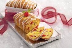 Pineapple & Cherry Nut Mini Loaves Recipe