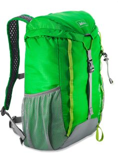 REI Flash 22 Pack - I just picked one of these up for day hikes. I can't wait to break it in!