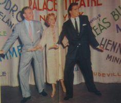 George Burns, Gracie Allen & Ronnie ♡