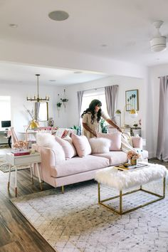 A Beach House So Pretty It's Hard to Believe It's a Rental — House Call