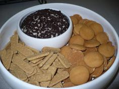 Recipe Exchange!: Chocolate Chip Cheese Ball
