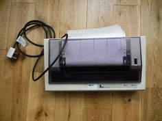 Acorn Computer Graphic Printer AP-100A - Untested