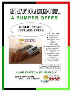 Best Desert Safari In Dubai — Best Desert Safari in Dubai Deals
