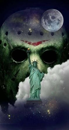 Jason Voorhees, THE DARKNESS , OVER US.