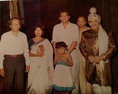 Magician PC Sorcar With Renowned Bengali Writer Syed Mustafa Siraj