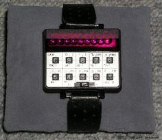 Sinclair Wrist Calculator (Second Version) (1978)