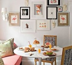 Picture Perfect: Tips on how to hang a Wall Collage