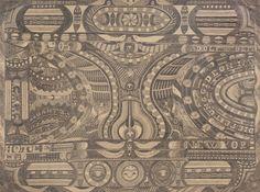 展覧会内容 | 兵庫県立美術館「アドルフ・ヴェルフリ 二萬五千頁の王国 ファンタスティック・エキセントリック アール・ブリュットの「王」が描いた夢物語」展