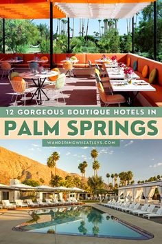 Are you looking for fabulous places to stay in Palm Springs, California? Here are 12 of the BEST boutique hotels in Palm Springs in the best neighborhoods in Palm Springs for a perfect California vacation! I where to stay in Palm Springs I accommodation in Palm Springs I Palm Springs accommodation I hotels in California I accommodation in California I where to stay in California I California hotels I places to stay in California I California boutique hotels I USA travel I #Caifornia…