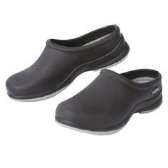 """Unisex """"Revive"""" Slip-Resistant Medical Clog Shoe by Landau Scrubs Landau. $39.99. Enhanced slip-resistant all rubber outsole. Items usually ship the next business day. FREE SHIPPING on all orders over $100 via UPS Ground. Moisture wicking sockliner keeps feet drier and minimizes odor.. Women's Sizing - Men order 2 sizes larger (Women's 11 = Men's 9). Longer lasting EVA footbed provide extra cushion and support."""