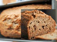 Z tohoto chleba nepřiberete: Naučte se levný a výborný chleba bez mouky, hotový je za okamžik! Slovak Recipes, Russian Recipes, Bread Recipes, Cooking Recipes, Good Food, Yummy Food, Healthy Baking, Clean Eating Recipes, Food And Drink