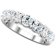 Diamond wedding band or anniversay band : Aspen Jewelry Designs