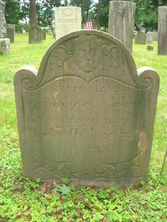John Bigelow 1733 Whippany, NJ