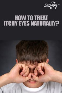 Remedies For Allergies How To Treat Itchy Eyes Naturally? - Certain allergies can cause red, burning, watery eyes and itchy eyes. But don't go all tensed up, because, there are several home remedies that can help you. Dry Itchy Eyes, Eye Irritation Remedies, Dry Eye Remedies, Homeopathic Remedies, Natural Remedies, Eye Allergy Relief, Allergy Eyes