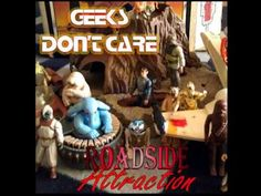 Geeks Don't Care - Geek Love Song by Phil Johnson and Roadside Attraction