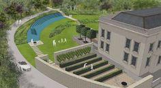Debden Hall - A piece of architectural history? - Aralia Garden Design