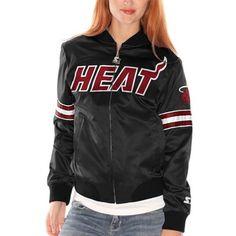 Miami Heat Satin Jacket