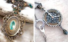 Steampunk Wedding Jewellery