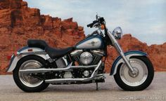 Free Wallpaper Screensavers Harley Davidson Fat Boy 315 Fatboy 1996