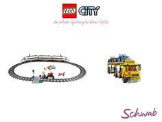 Mit #Lego City können nicht nur kleine Tüftler eine eigene Stadt nachbauen! #LegoCity