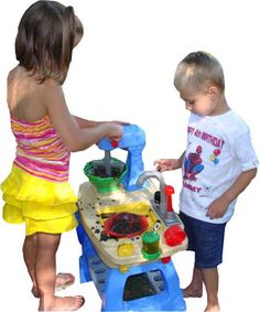 Awesome Little Tikes Makin Mud Pies Kitchen Just For Rs. 1998.0 On Flipkart.com
