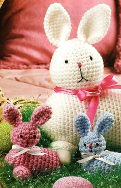 X319 Crochet PATTERN ONLY