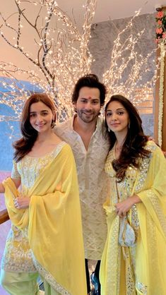 Marriage Advice From Parents Bollywood Couples, Bollywood Wedding, Bollywood Stars, Bollywood Fashion, Indian Celebrities, Bollywood Celebrities, Bollywood Actress, Wedding Dresses For Girls, Wedding Party Dresses