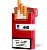 Affordable Winston Classic Cigarettes  #winston #classic #cheapest