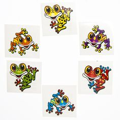 Frog Tattoo Pictures - Cliparts.co