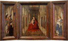 Jan van Eyck, Flügelaltar